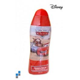 Shampoo und Duschgel 1000 ml, 29cm Cars