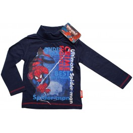 Langarm Shirt Spiderman