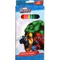 Buntstifte 12-teilig Spiderman